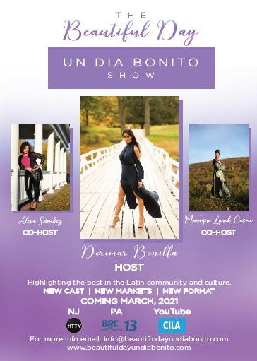 The Beautiful Day Un Dia Bonito Show Season 4 Cast Reveal