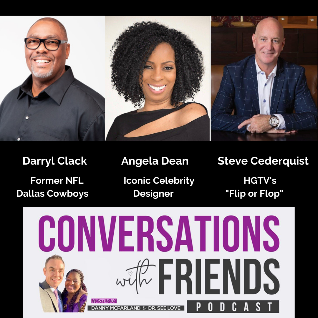 Conversations with Friends Podcast