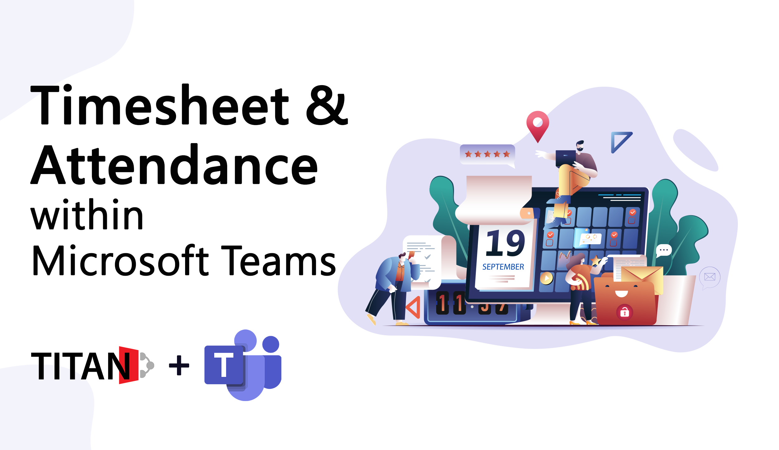 Digital Workplace TITAN releases new features including employee timesheets and Attendance within Mi