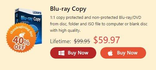 Blu ray Copy