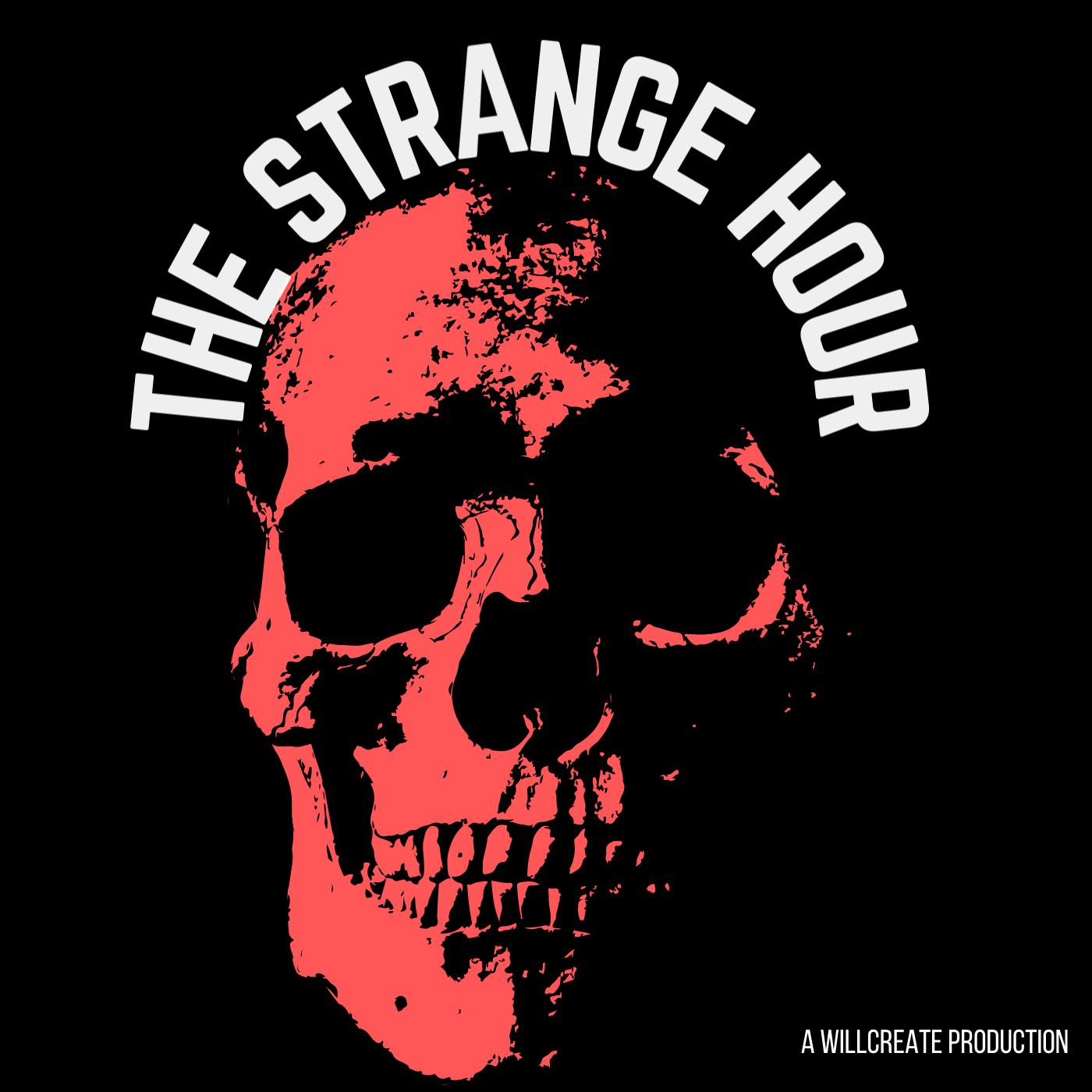 The Strange Hour Cover Art