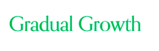 Gradual Growth
