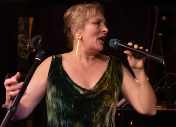 Jazz Singer  Heather Ferguson