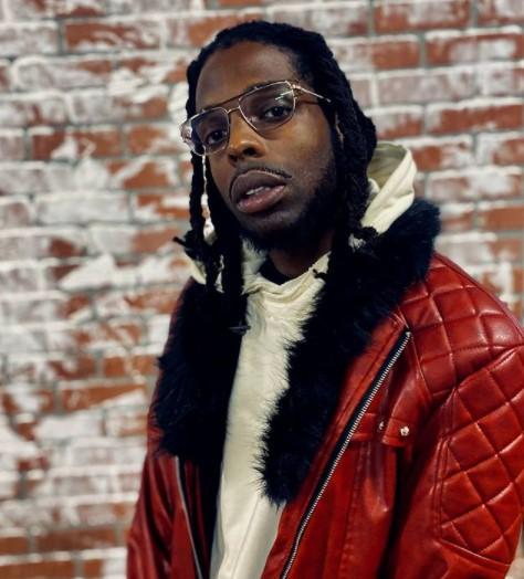 Rap Singer  Jullius Ice
