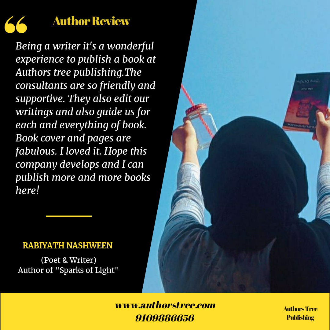 Authors review Rabiyath Nashween
