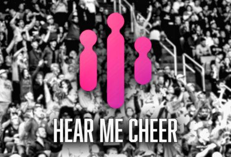 HearMeCheer Logo