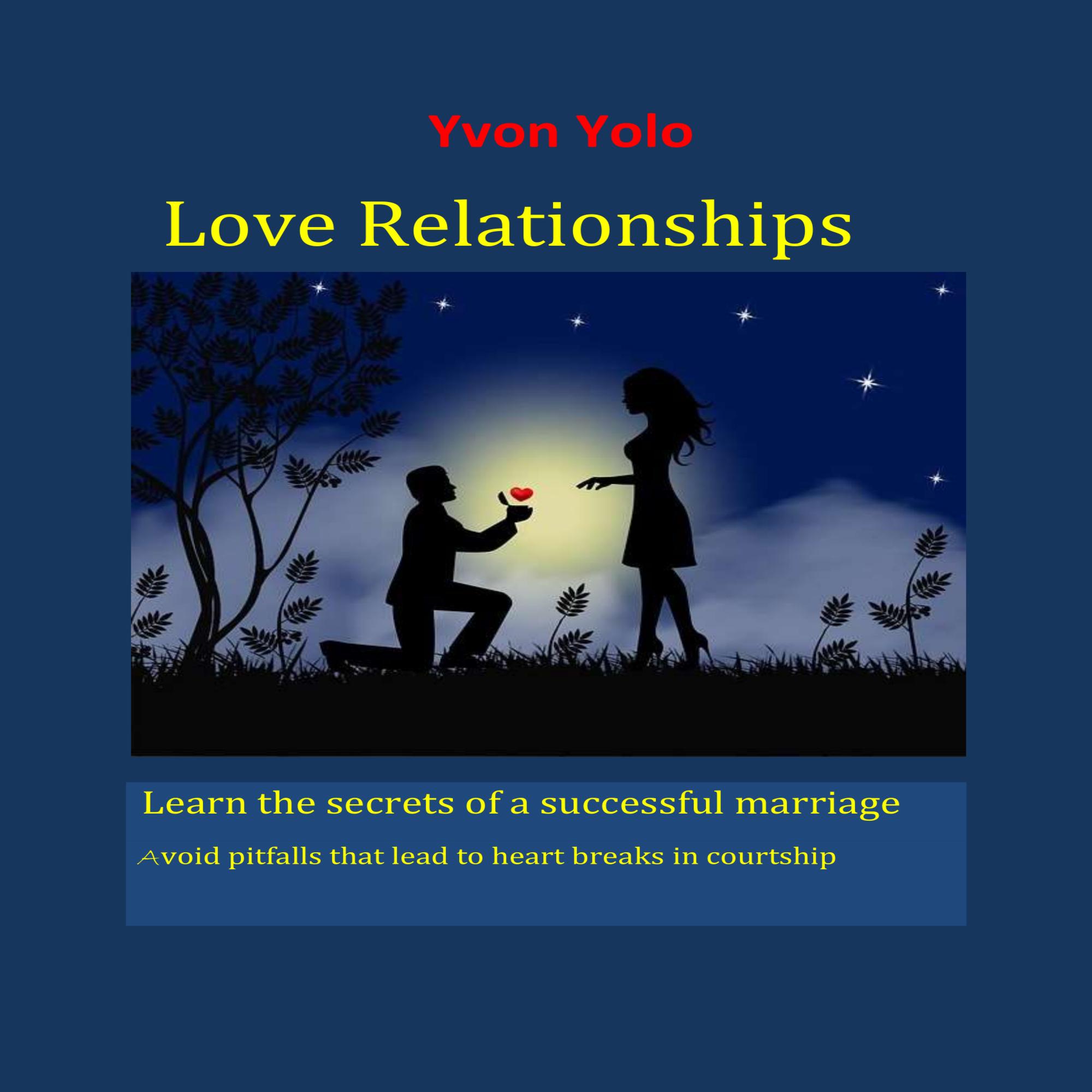 Love Relationship blue cover jpg