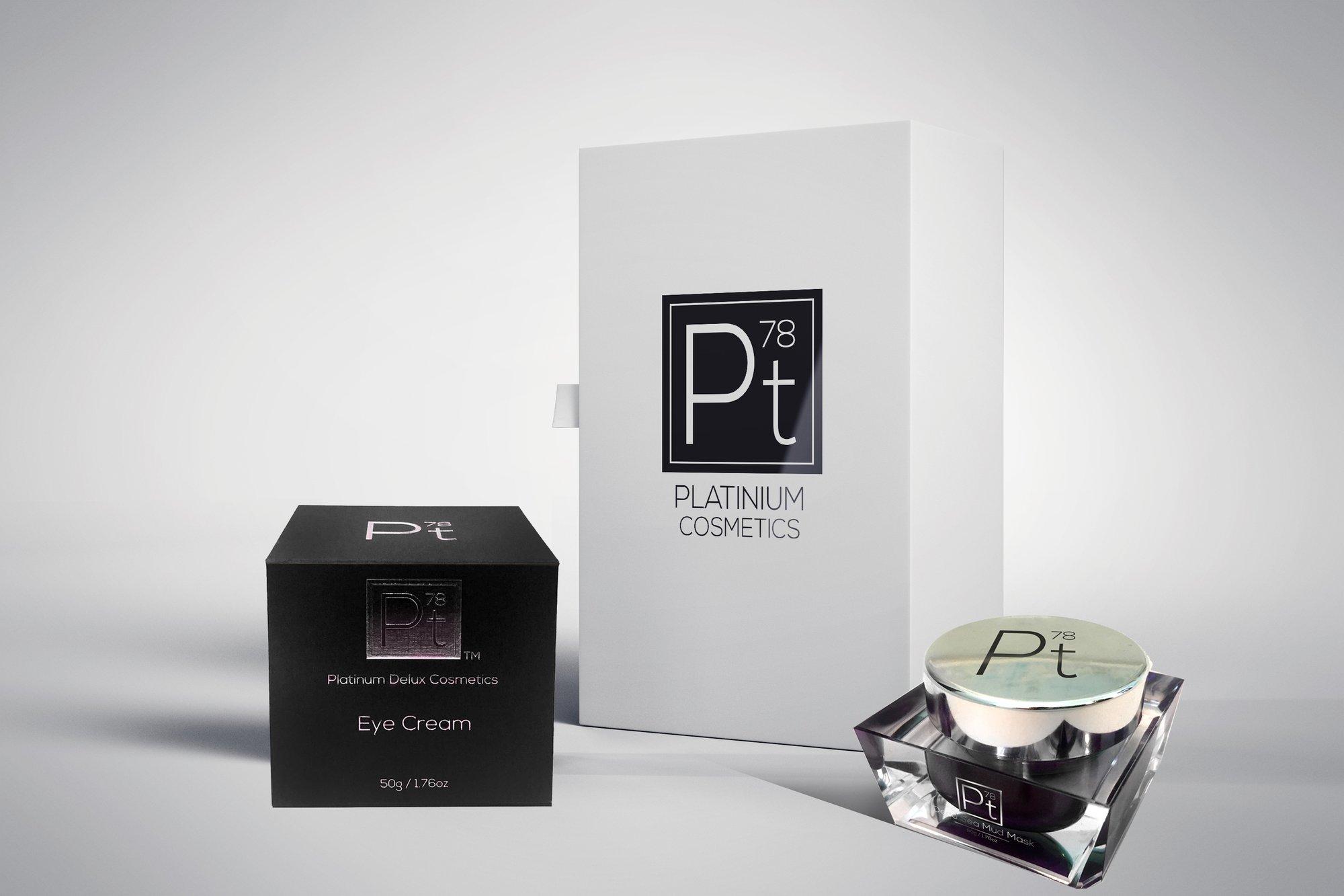 Platinum Deluxe cosmetics