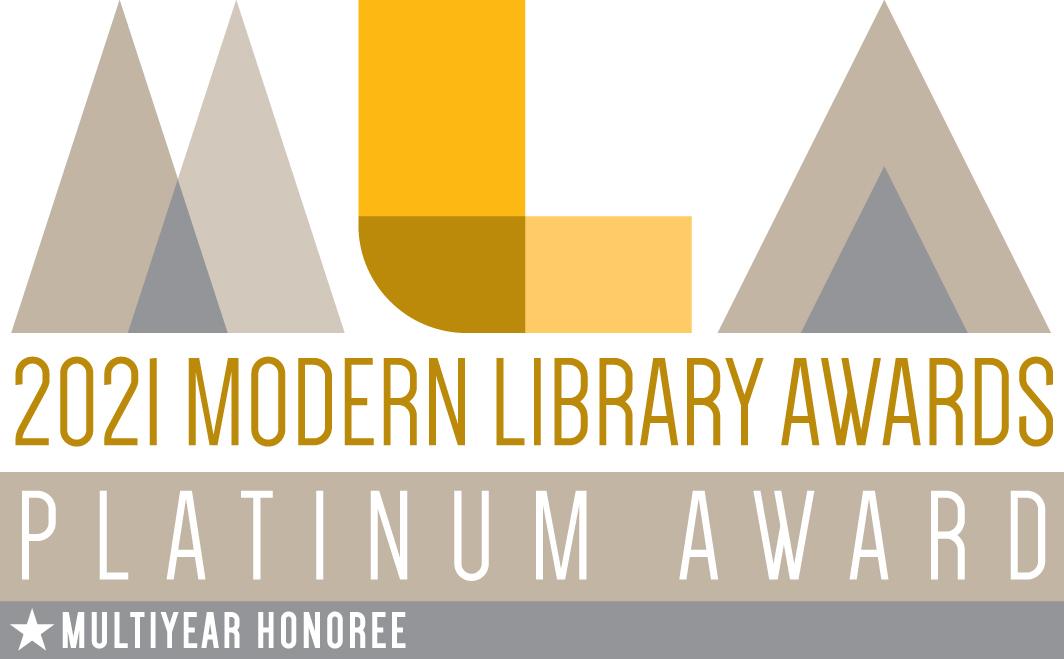Platinum Award Winner