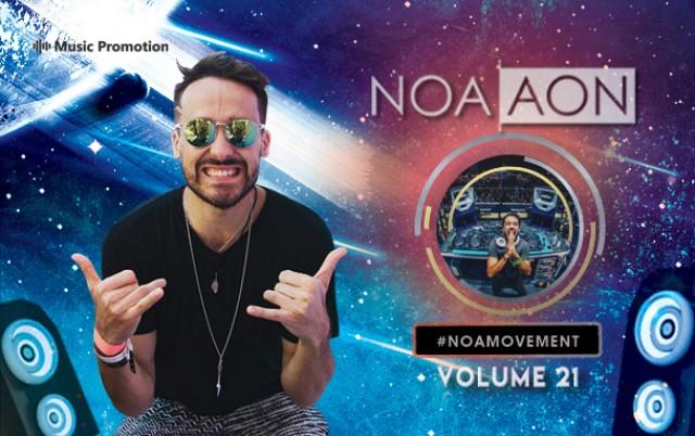 NOAMOVEMENT Volume 21 by NOAAON