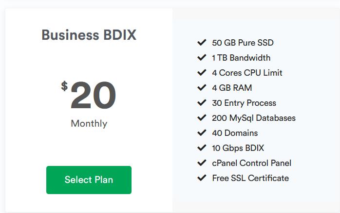 Business BDIX