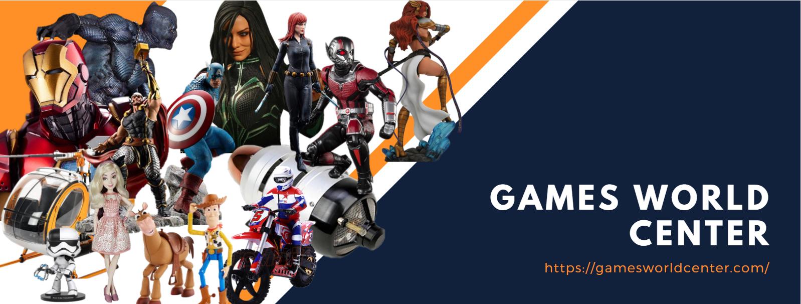 Games World Center Cover