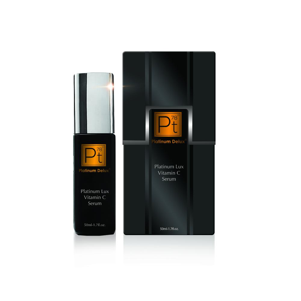 Platinum Lux Vitamin C Serum Platinum