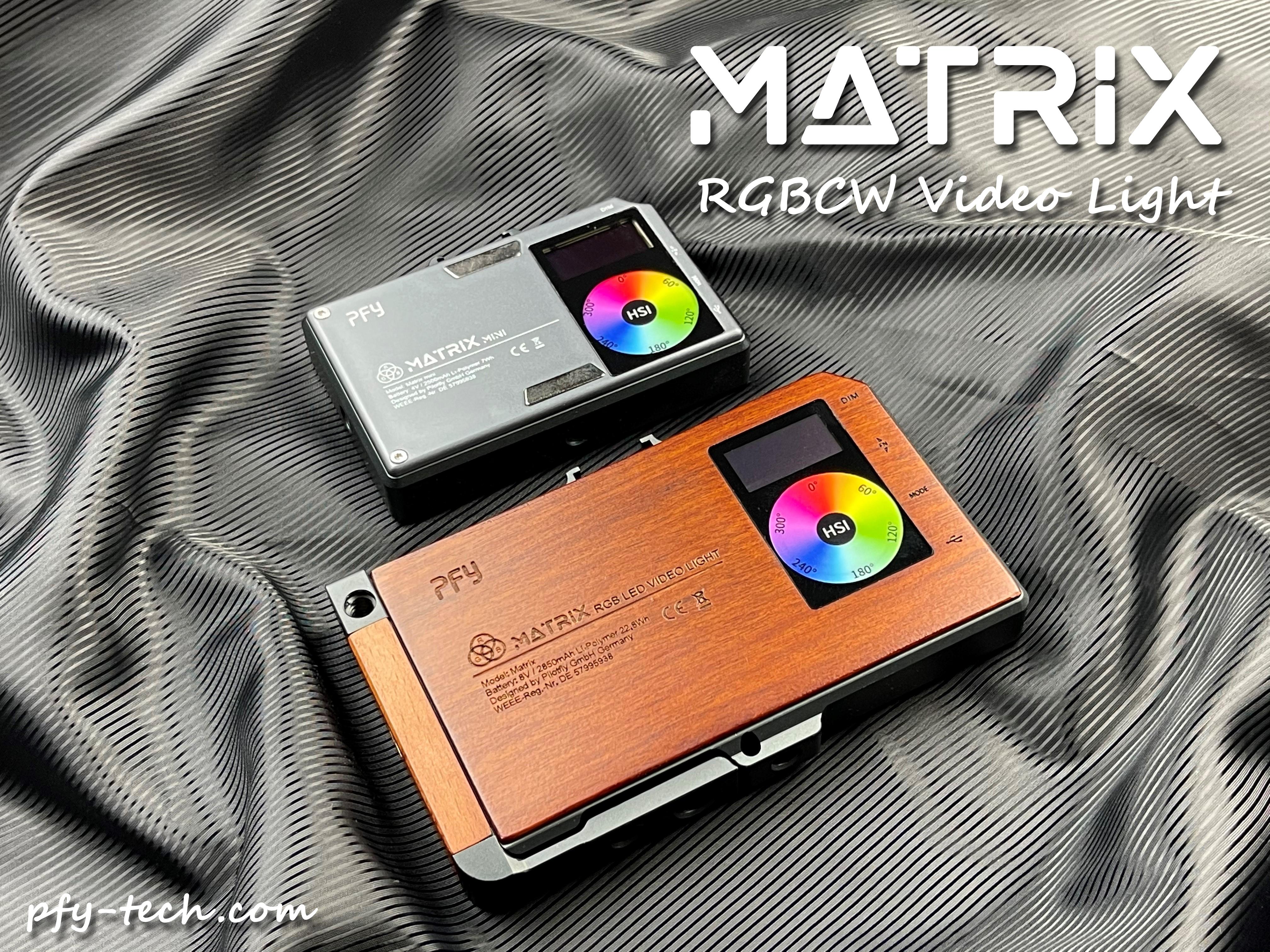 Matrix and Matrix Mini