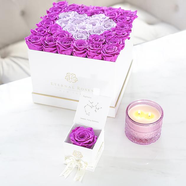 Eternal Roses Box of preserved roses