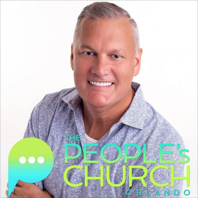 Lead Pastor Dr Mark Shorey