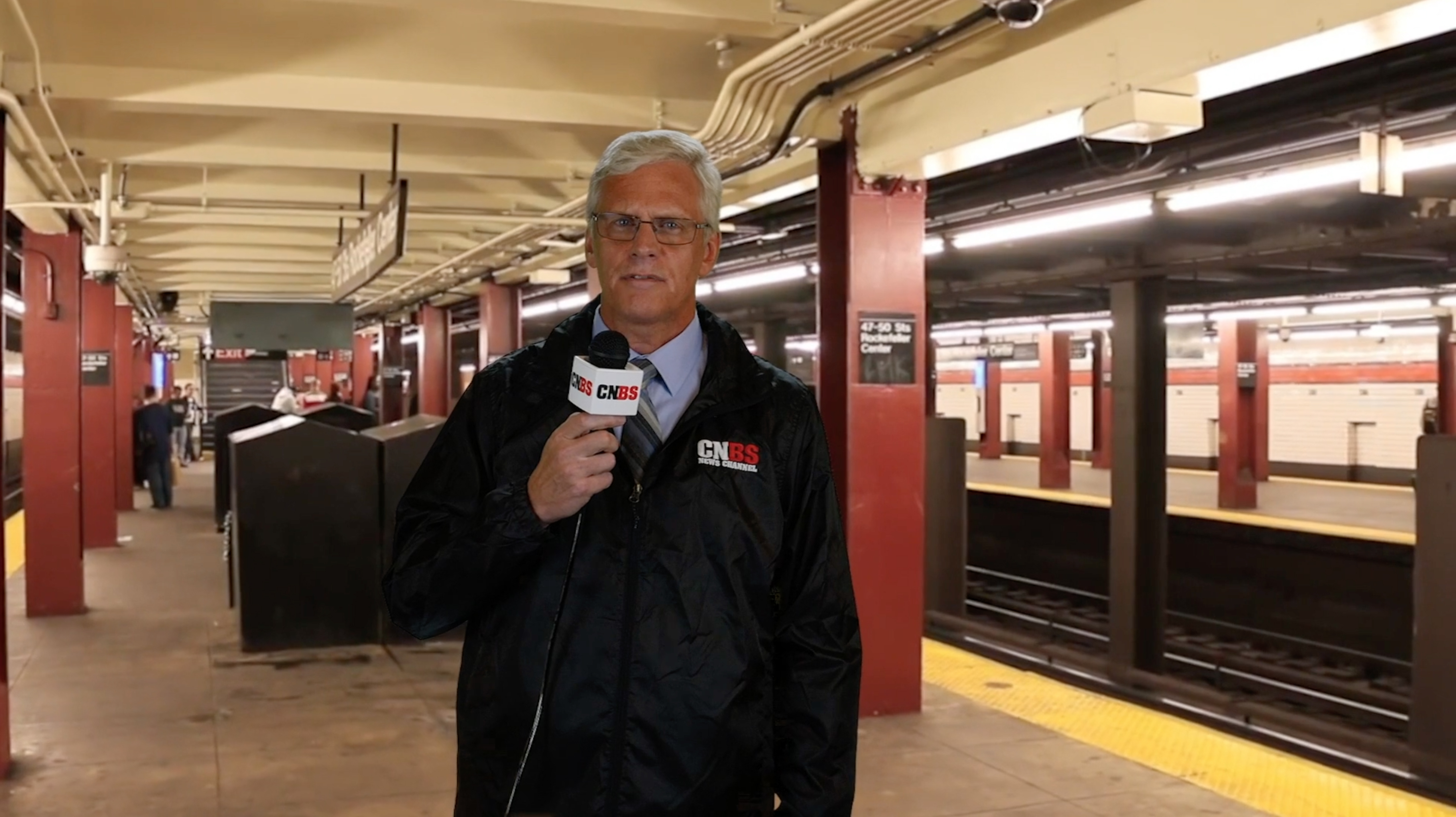 Jonathan Weaks New York Correspondent