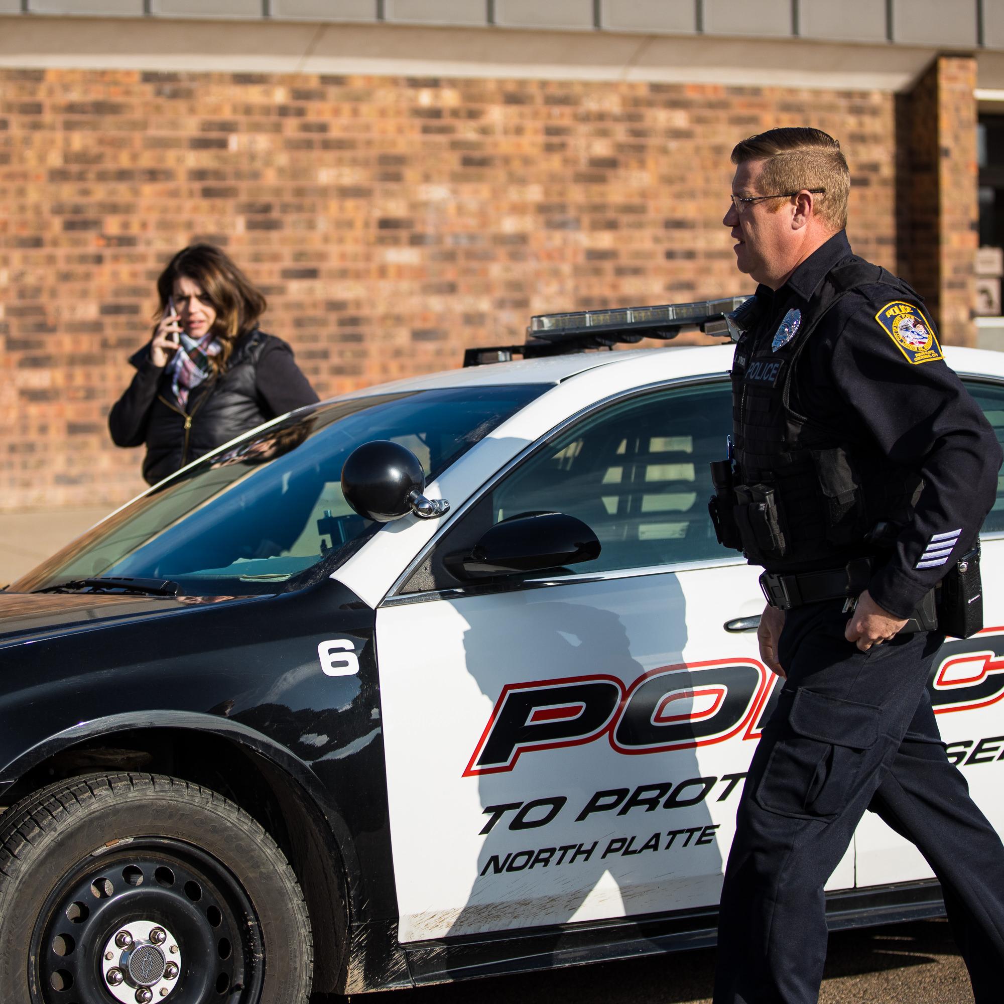 Officer Jeremiah Johnson    Nebraska Loves Public Schools Inc 2021
