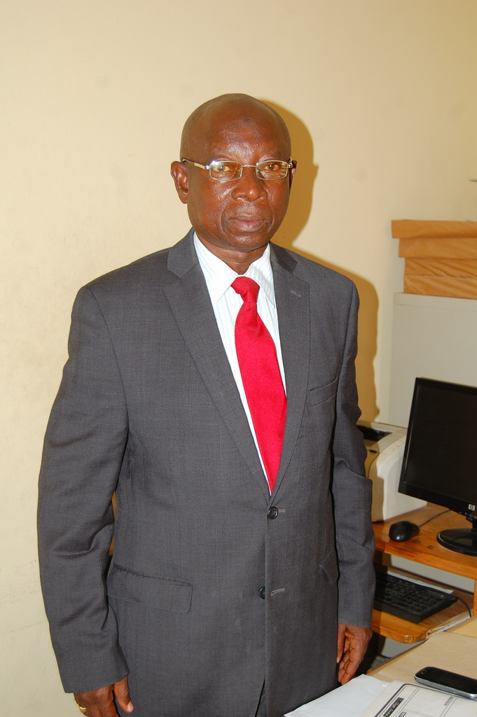 Mr Nurudeen Oyedele Managing Director Africa