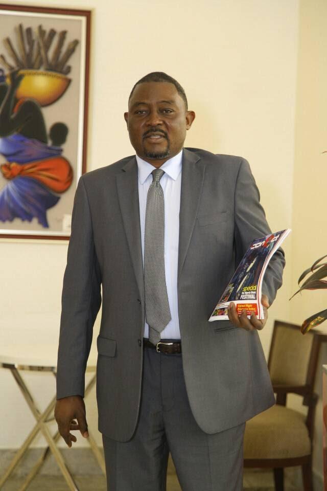 Dr Idris Olagoke Badmus Chairman and CEO