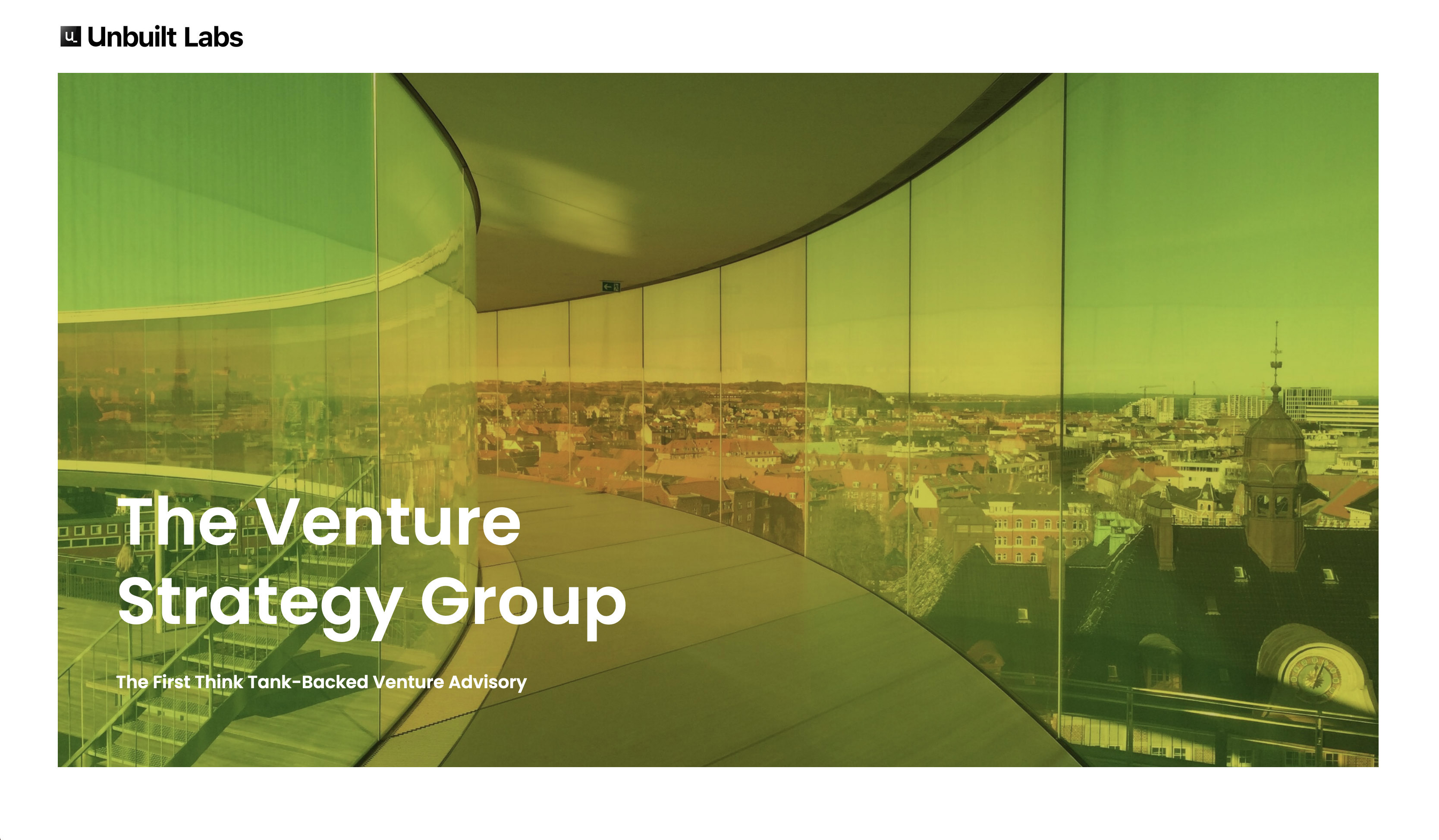 The Venture Strategy Group