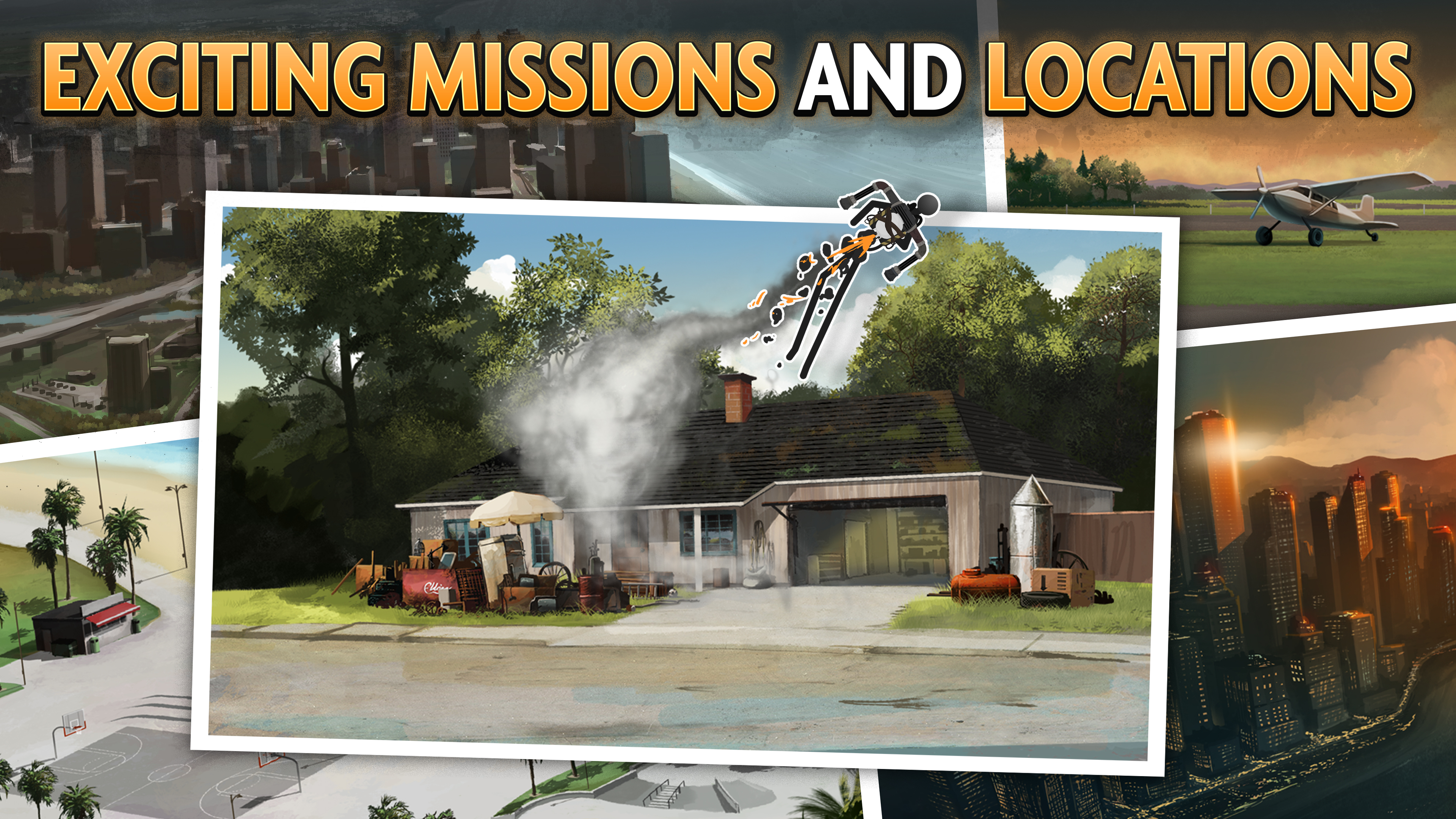 Clear Vision 4 Missions