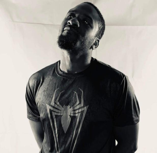 Rapper  Cortez Johnson