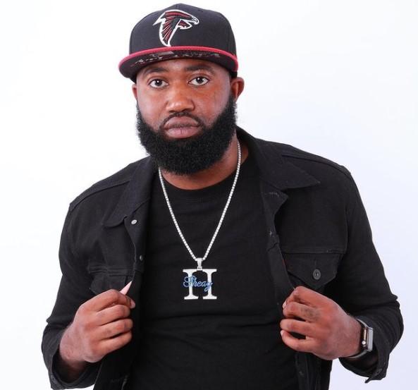 Hip Hop Singer YCMG Franko