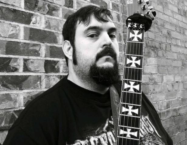 Guitarist  Matt Miller