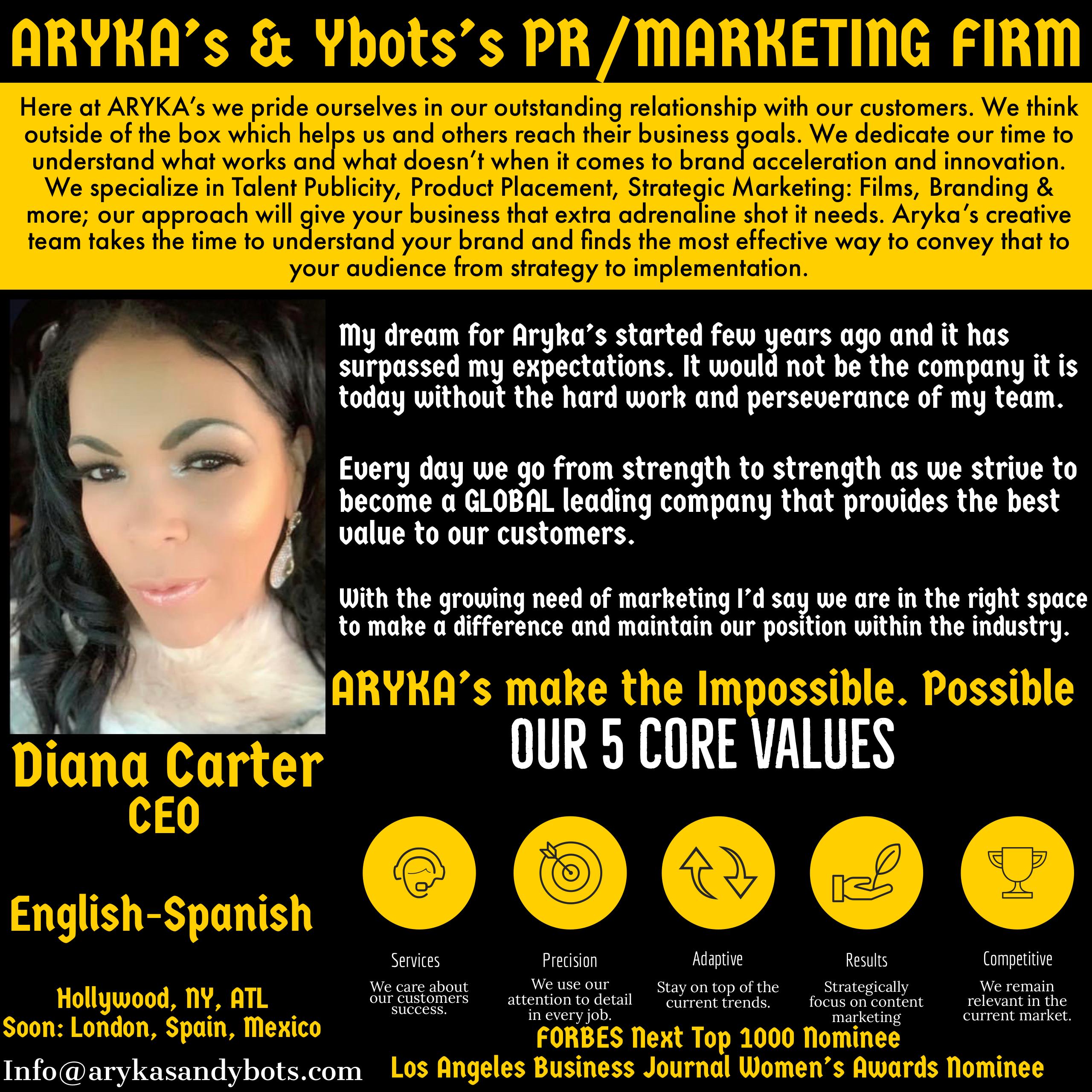 Arykas PR wins Silver Award