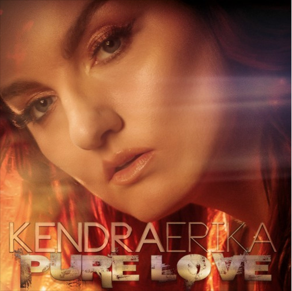 South Florida native singer Kendra Erika is captivating her listeners through the latest single 'PURE LOVE' thumbnail
