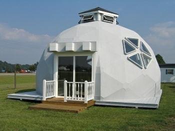 27 Foot Diameter Dome