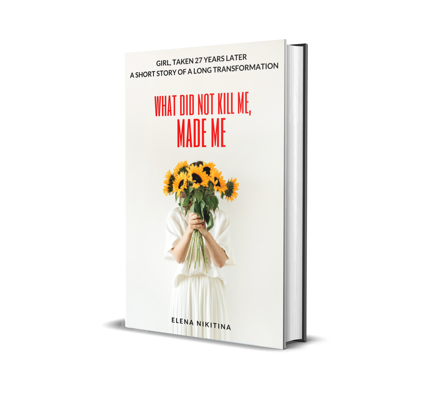 Belka Books Press announces the release of What Did Not Kill Me, Made Me