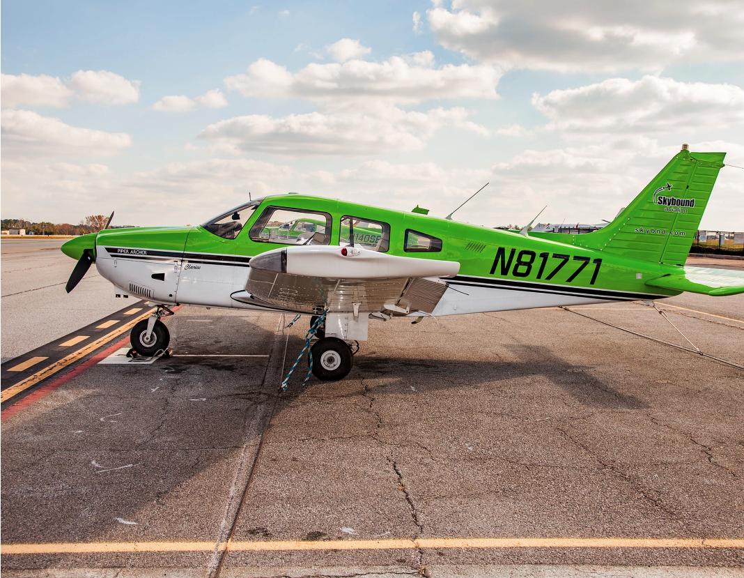 Skybound Aviation N81771