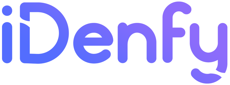 iDenfy logo