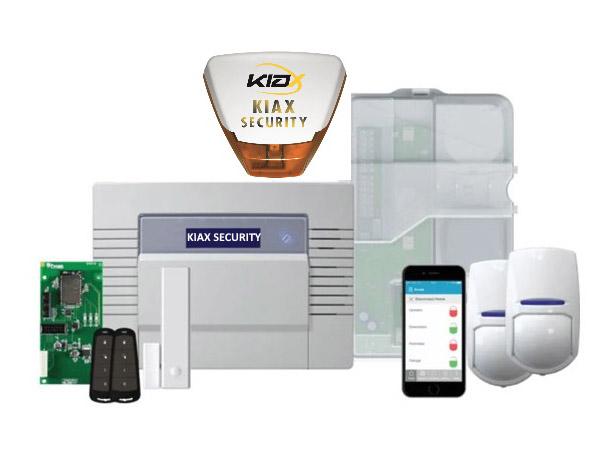 kiax security system
