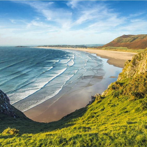 Coastal Meditation  Near a Quiet Stream by Weston Brown