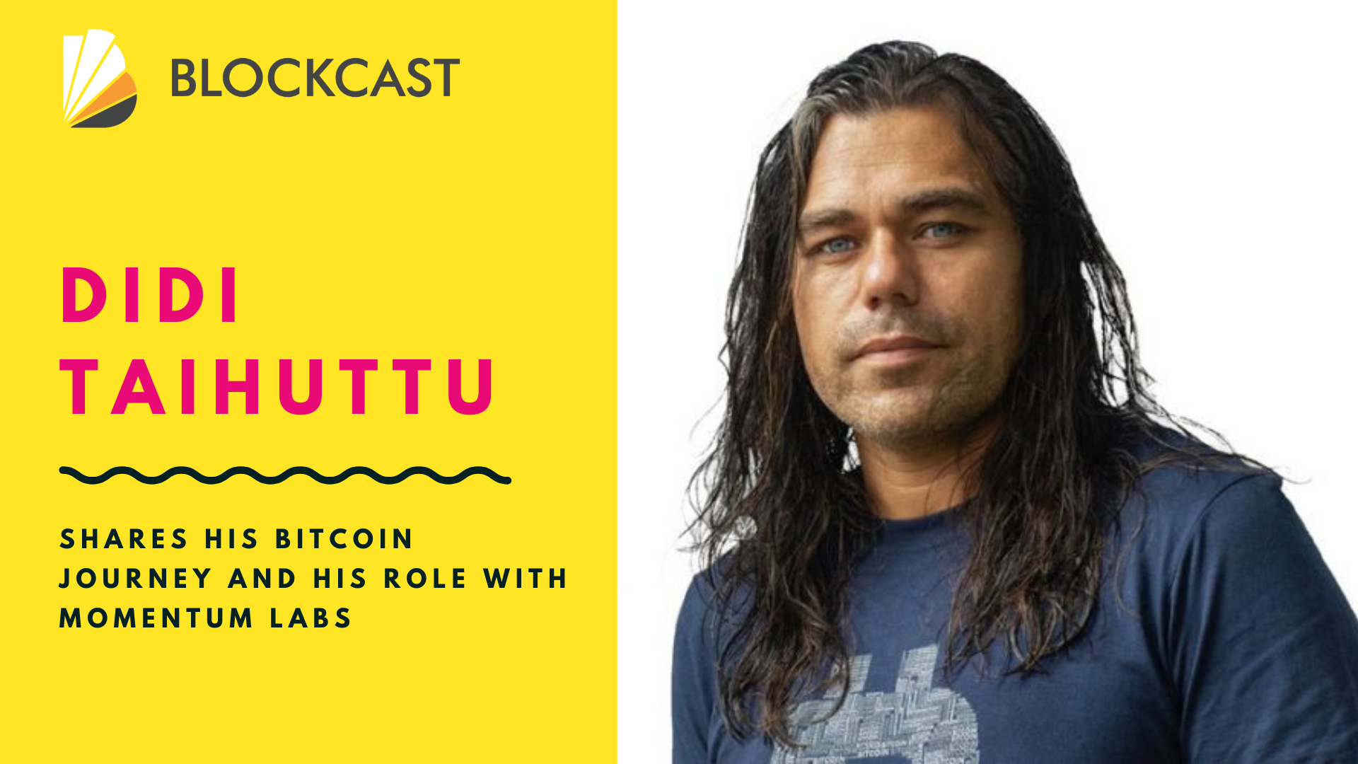 Didi Taihuttu Shares His Bitcoin Journey and his role with Momentum Labs