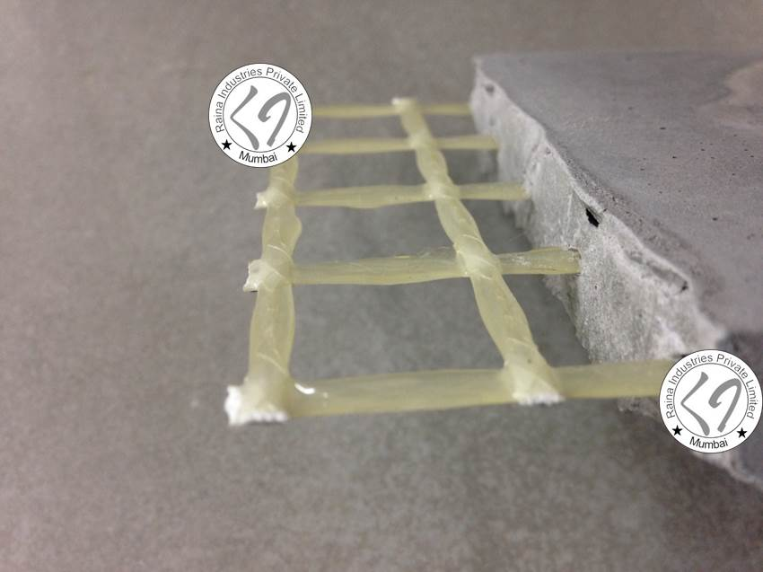 Textile Reinforced Concrete TRC