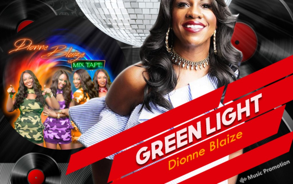 Green Light by Dionne Blaize
