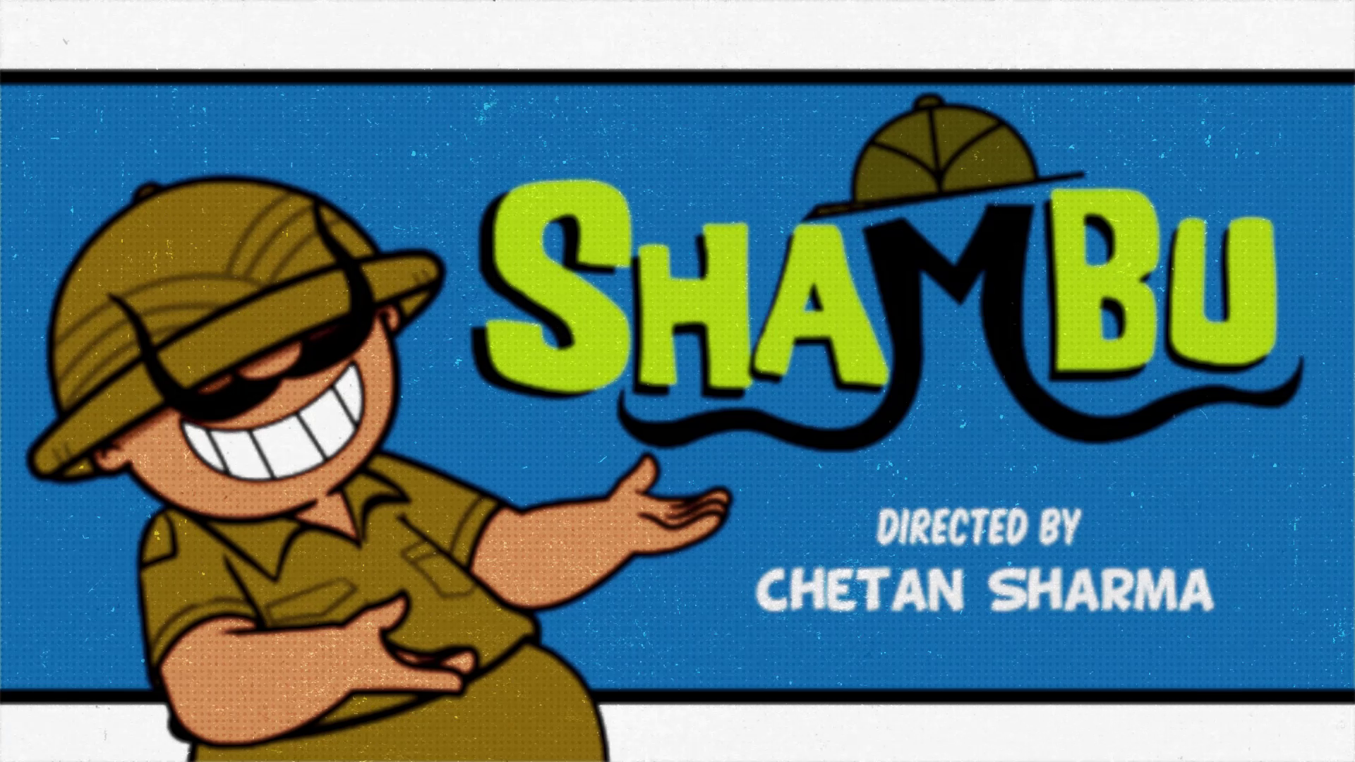 Shambu is a brand new animated microseries premiering on Tinkle