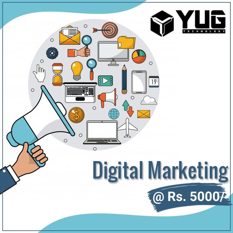 Digital Marketing Services in Udaipur