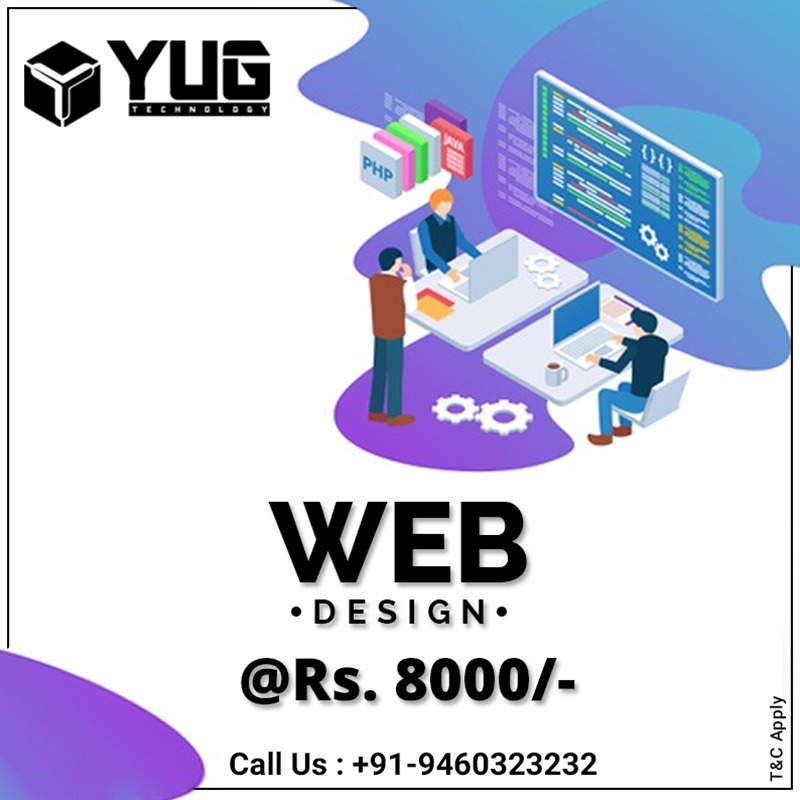 Web Design Company Udaipur