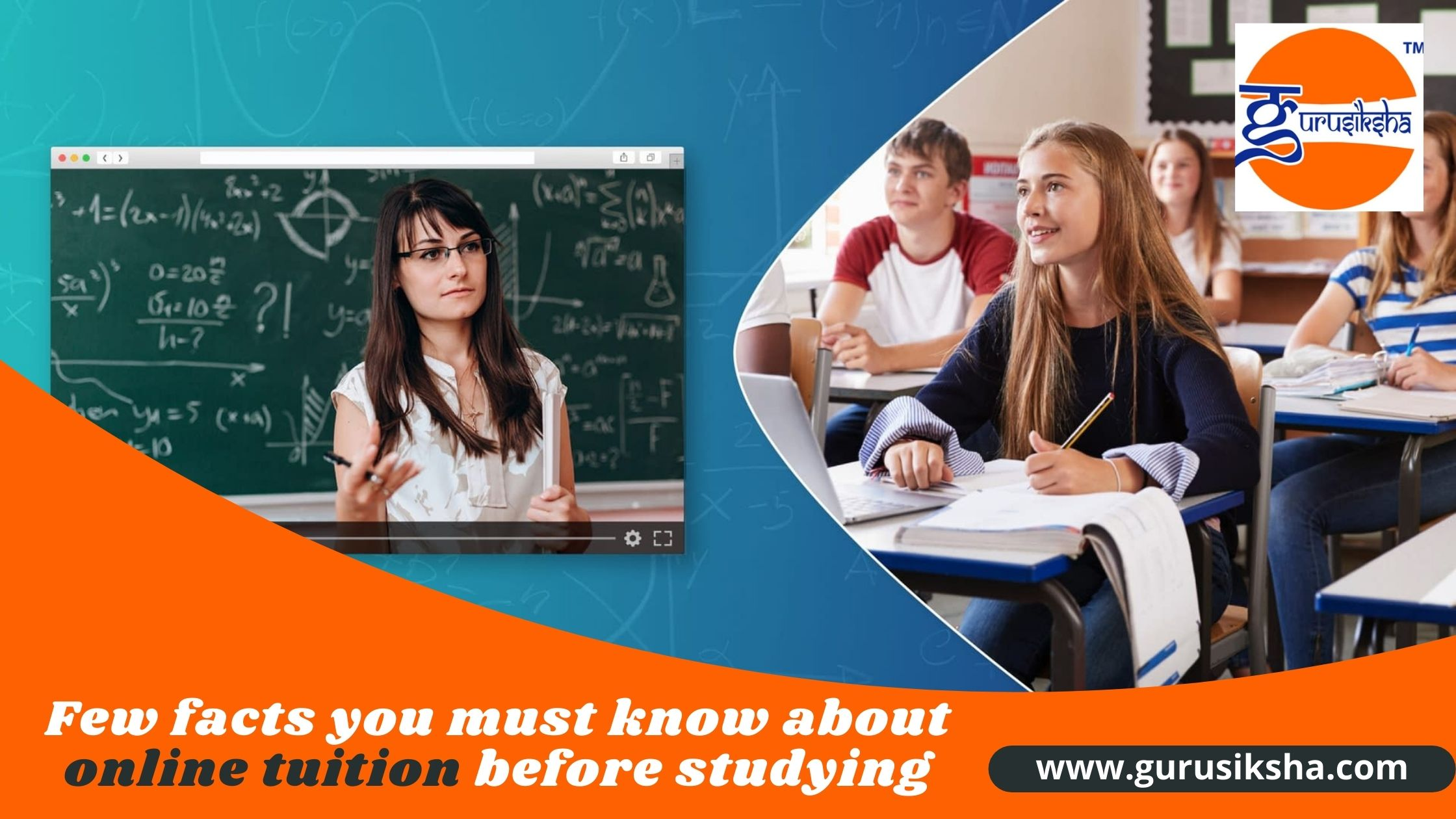 Few facts you must know about online tuition before studying
