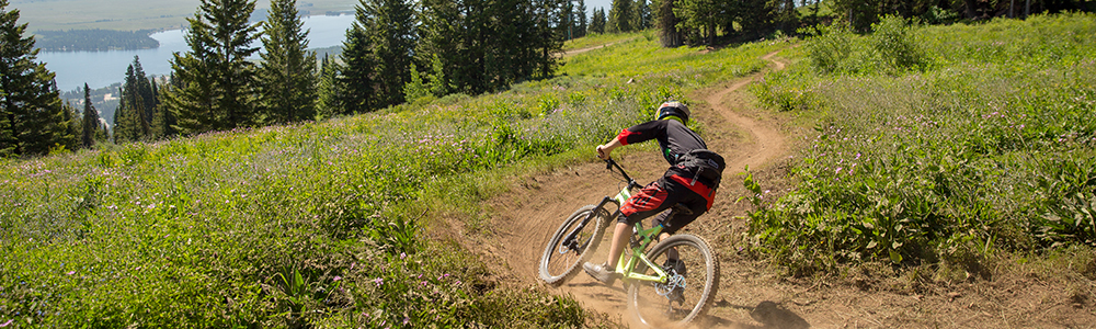 Idaho mountain bikers