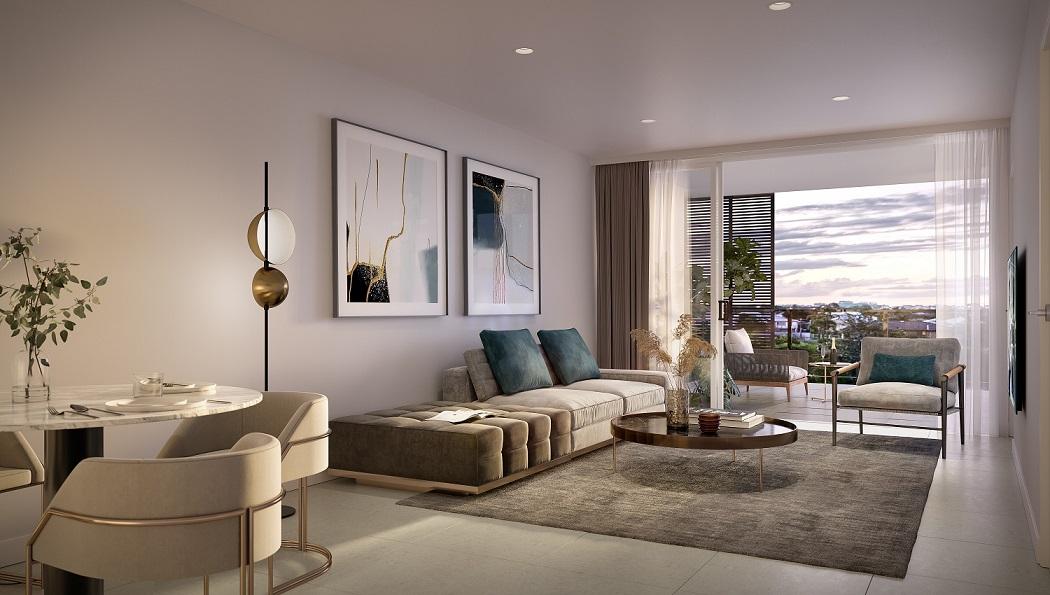 Live an easy urban lifestyle at Maasra Apartments Coorparoo in Brisbane Australia