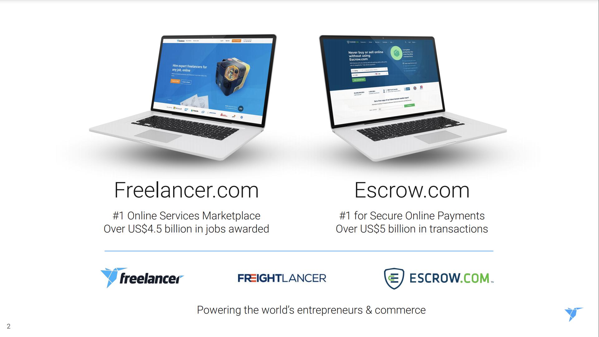 Freelancer brand