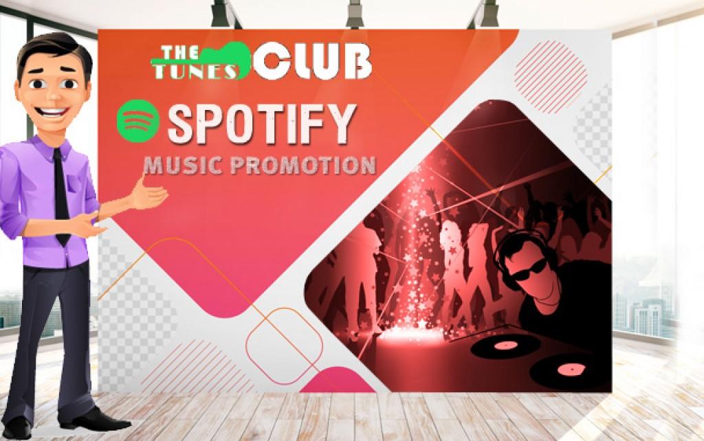 Spotify Music Promotion