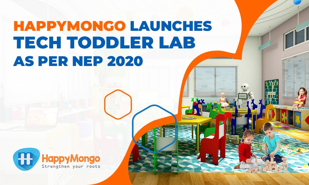 HappyMongo launches Tech Toddler Lab as per NEP 2020