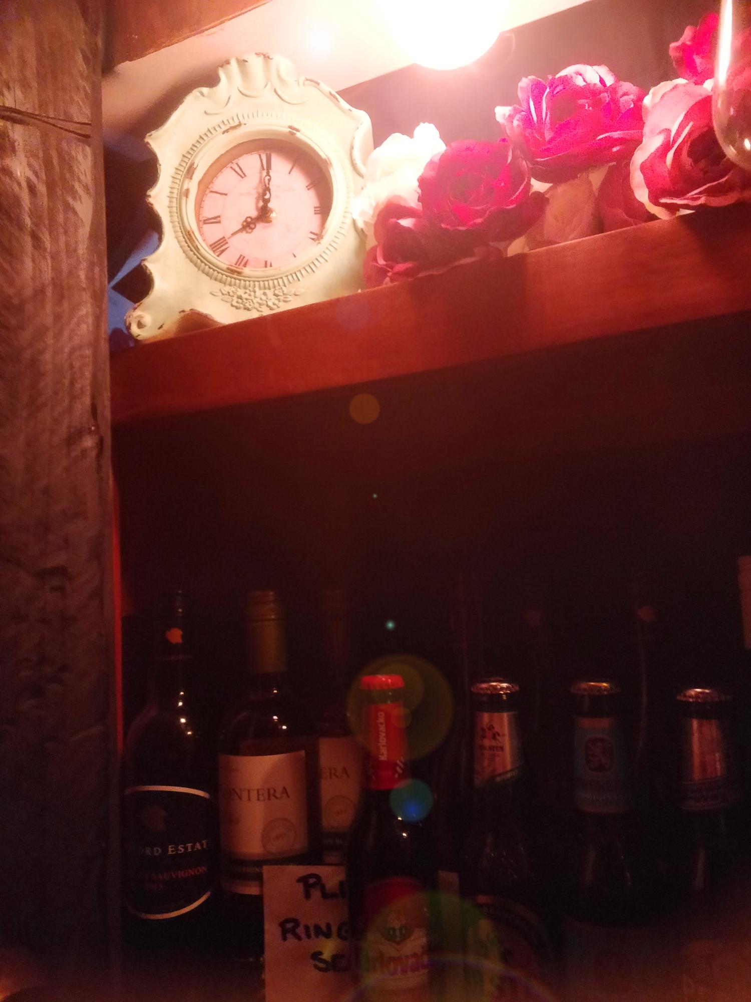 Clock Smallest bar
